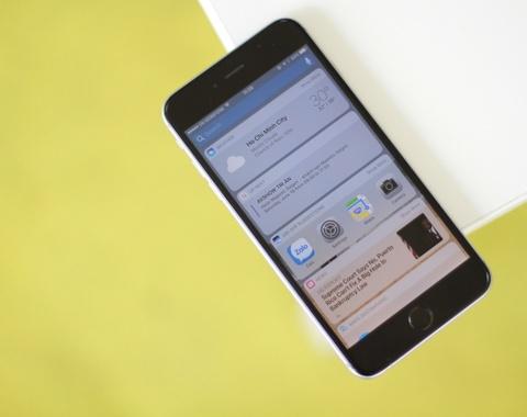 Dung thu iOS 10 beta tren iPhone o Viet Nam hinh anh 2