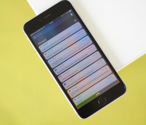 Dung thu iOS 10 beta tren iPhone o Viet Nam hinh anh 3