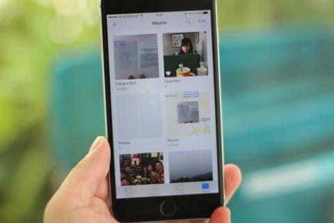 Dung thu iOS 10 beta tren iPhone o Viet Nam hinh anh 6