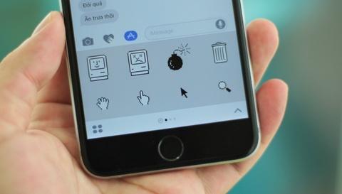 Dung thu iOS 10 beta tren iPhone o Viet Nam hinh anh 8