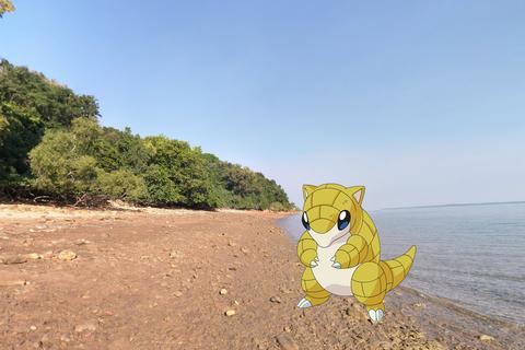 Canh sat Uc canh bao nguoi choi Pokemon Go hinh anh