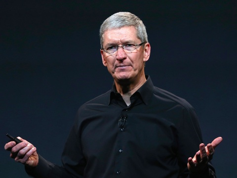 thay doi cua tim cook hinh anh