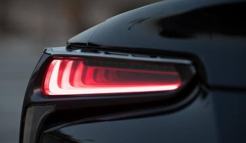 Lexus LC500 2017 khoe dang duoi hoang hon hinh anh 6