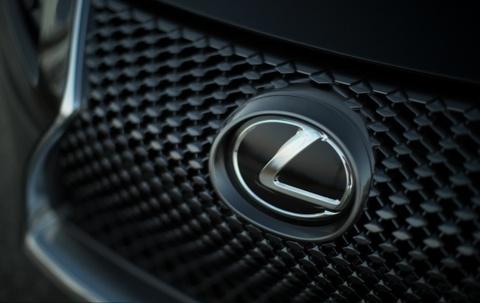 Lexus LC500 2017 khoe dang duoi hoang hon hinh anh 12