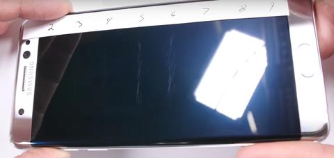 Thu nghiem do ben Galaxy Note7 hinh anh