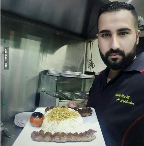 cua hang kebab abu ali hinh anh