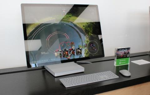 Microsoft ra mat Surface Studio gia tu 3.000 USD hinh anh