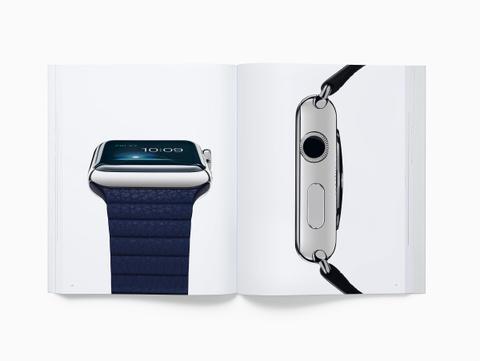 Apple gioi thieu sach khoe toan bo san pham gia 300 USD hinh anh