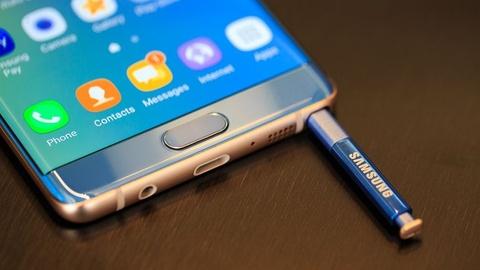 Note 7 van duoc dung nhieu hon LG V20, HTC Bolt, OnePlus 3T hinh anh