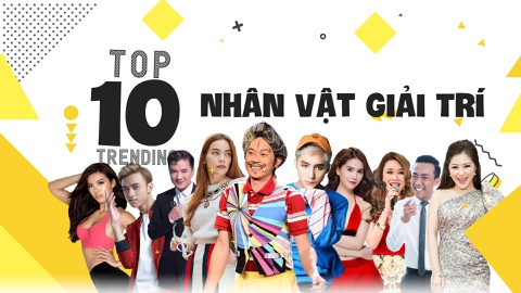 Hoai Linh khong doi thu o top 10 sao hot nhat Internet VN hinh anh 1