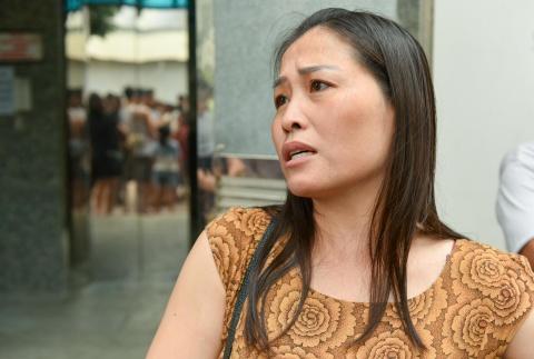 Nhan chung vu hoa hoan cho Quang: 'Dam chay bung len trong 15 phut' hinh anh