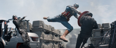 Trailer bo phim 'Captain America: The Winter Soldier' hinh anh