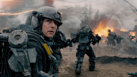Trailer bo phim 'Edge of Tomorrow' hinh anh
