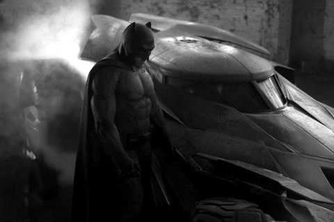 He lo hinh anh Batman trong bom tan 'Batman vs. Superman' hinh anh