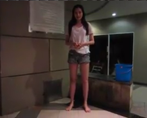 Truc Diem - Ice Bucket Challenge hinh anh