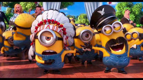 I swear-Despicable me 2 hinh anh