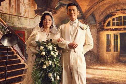 Song Hye Kyo lam co dau cua Huynh Hieu Minh hinh anh