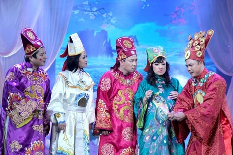 Chiec khan Pieu - Tao quan 2013 hinh anh