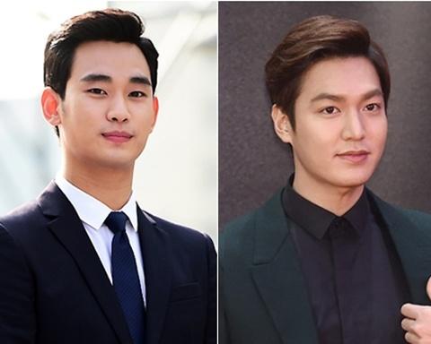 Kim Soo Hyun va Lee Min Ho phu nhan lo gia cat-xe tien ty hinh anh