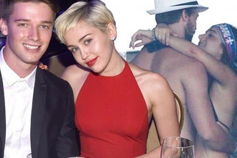 Fan canh bao ban trai cua Miley Cyrus hinh anh