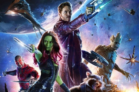 James Gunn he lo nhan vat trong 'Guardians of the Galaxy 2' hinh anh