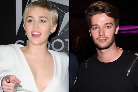Miley Cyrus va tinh cu tranh dung mat hinh anh