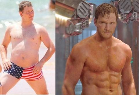 Chris Pratt tiet lo ly do ve su gay, beo that thuong hinh anh