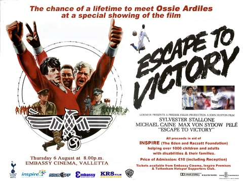 Escape to Victory cut scene hinh anh