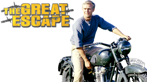 The Great Escape cut scene hinh anh