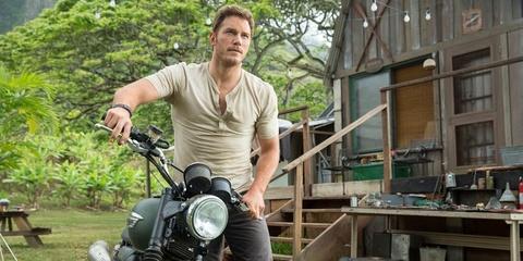 Chris Pratt se gop mat trong phan 5 'The gioi khung long' hinh anh
