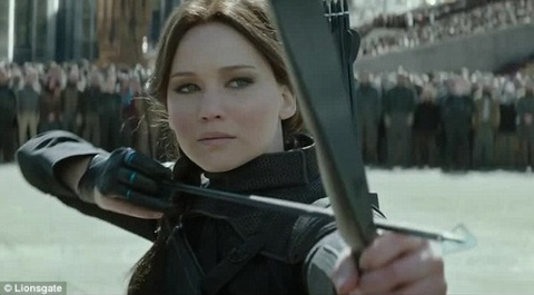 The Hunger Games: Mockingjay 2 trailer hinh anh
