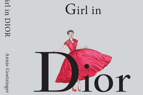 girl in dior hinh anh