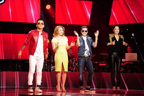The Voice Trung Quoc hon gi The Voice Viet? hinh anh