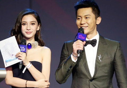 Angelababy, Ly Than cam trich tap doan giai tri hang dau hinh anh