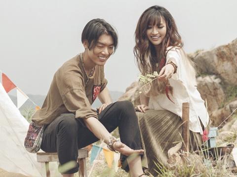 Bich Phuong yeu chang trai mien nui trong MV moi hinh anh