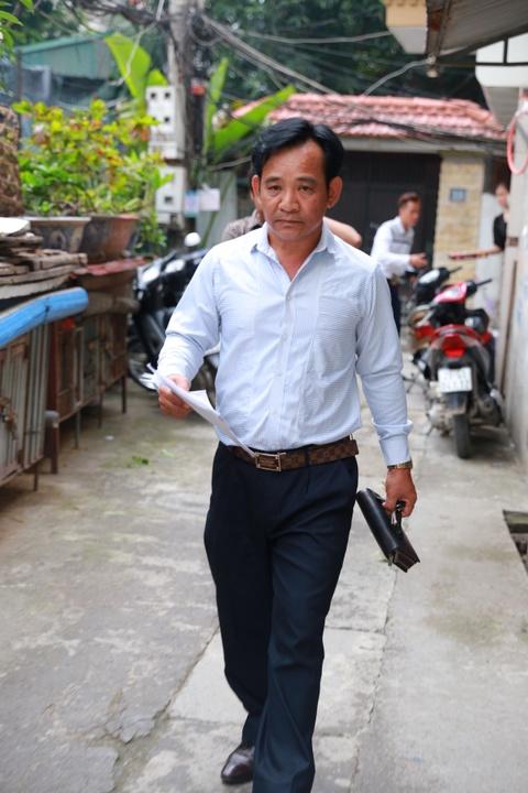 Tham nha rieng 26 m2 cua Quang Teo o Ha Noi hinh anh 10