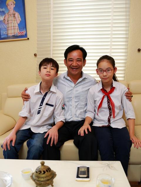 Tham nha rieng 26 m2 cua Quang Teo o Ha Noi hinh anh 2