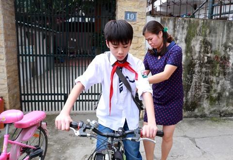 Tham nha rieng 26 m2 cua Quang Teo o Ha Noi hinh anh 5