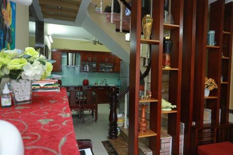 Tham nha rieng 26 m2 cua Quang Teo o Ha Noi hinh anh 4 Dù căn nhà chỉ 26 m2 nhưng vợ chồng Quang Tèo rất hài lòng về nó.