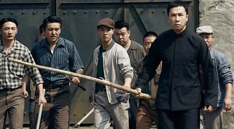 'Diep Van 3' vuot 'Star Wars' o phong ve Hong Kong hinh anh