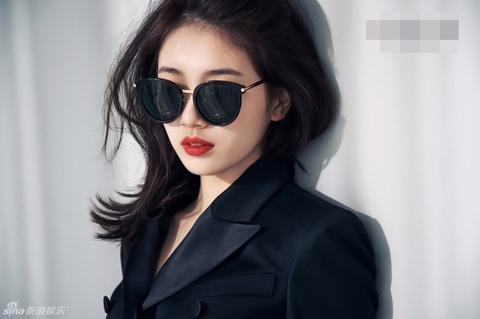 Suzy sanh dieu voi kinh thoi trang hinh anh