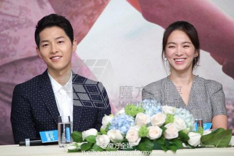 Song Joong Ki duoc yeu thich hon Song Hye Kyo hinh anh