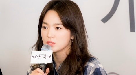 Song Hye Kyo tu choi quang cao xe Nhat vi ly do chinh tri hinh anh
