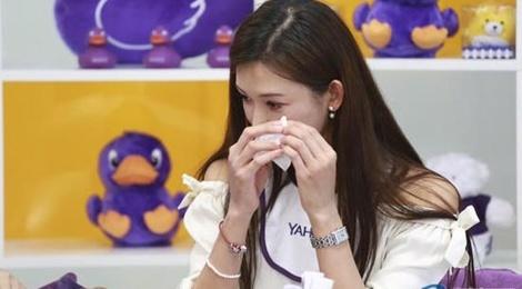 Lam Chi Linh khoc vi tiec nuoi khi yeu Ngon Thua Huc hinh anh