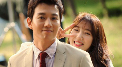 Park Shin Hye nhi nhanh ben tai tu 'Chuyen tinh Harvard' hinh anh
