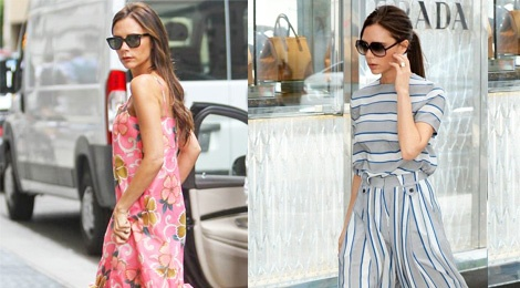 dien style he an tuong nhu victoria beckham hinh anh