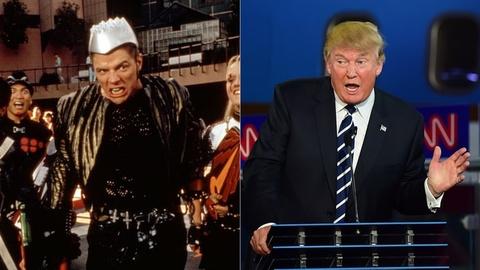 Dang Dan chu bien Donald Trump thanh 'ke bat nat' hinh anh