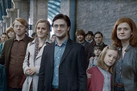 Warner Bros. muon lam tiep loat phim 'Harry Potter'? hinh anh