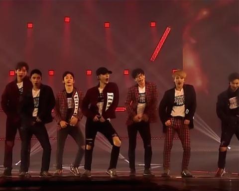 Dancing King - EXO & Yoo Jae Suk hinh anh