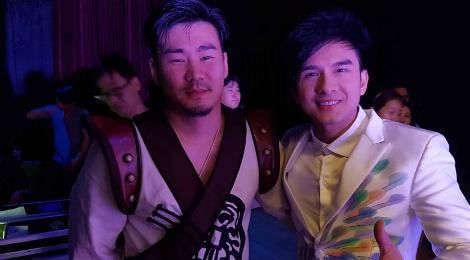 Thay tro Dan Truong ghi dau an o Asian Pops Music 2016 hinh anh